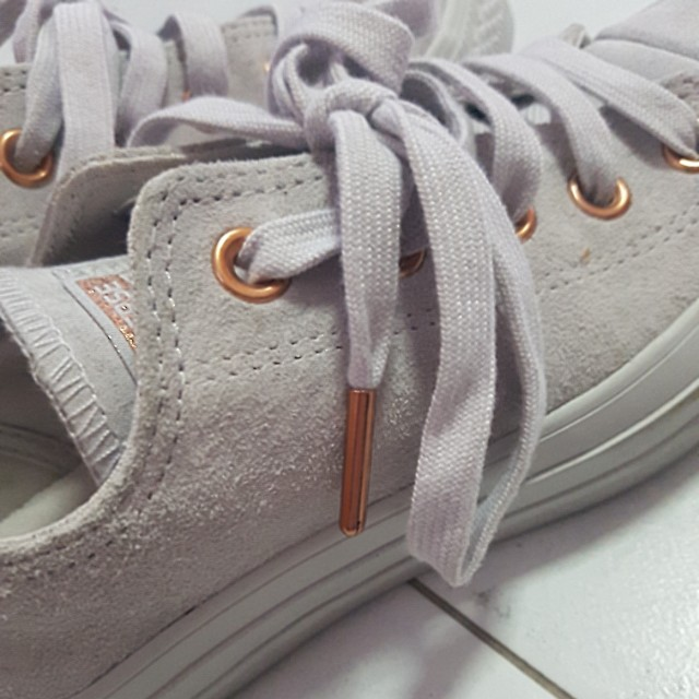 c401739c303716 Converse All Low Leather Trainers - Limited Edition Spring Blossom ...