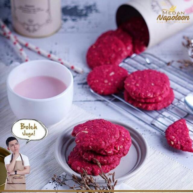 Cookies Medan Napoleon