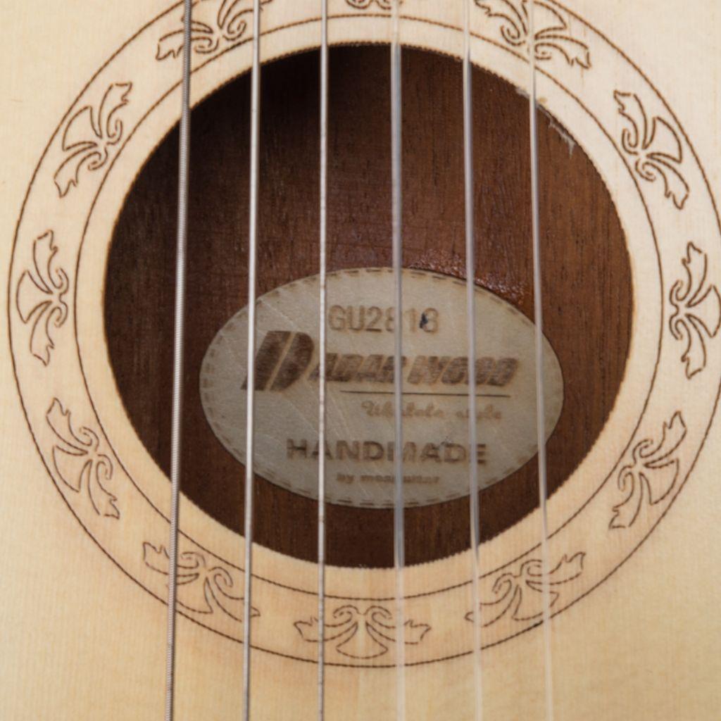 dadar wood吉他莉莉