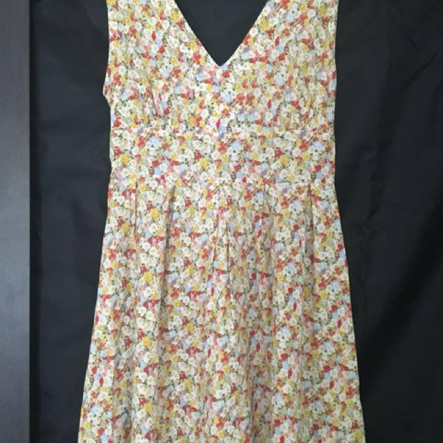 Dangerfield summers dress