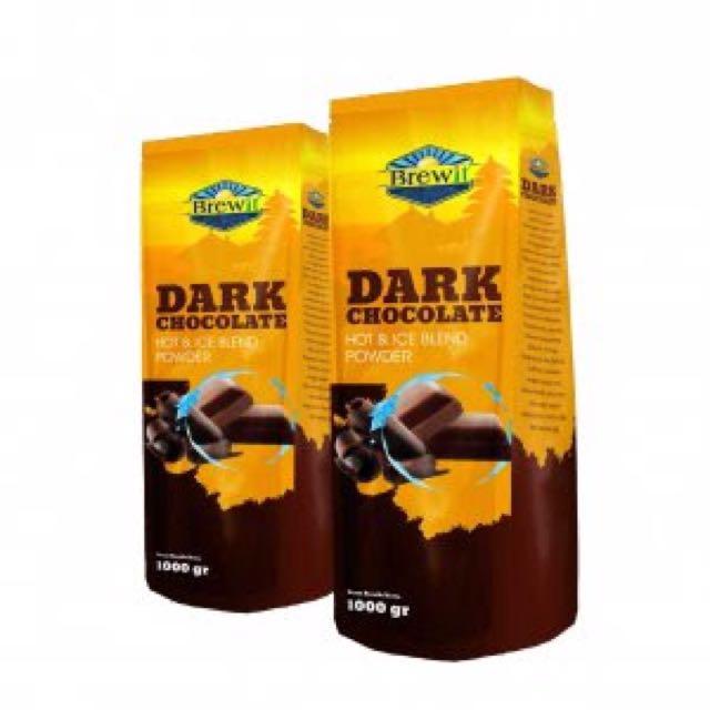 Dark Chocolate Powder Drink
