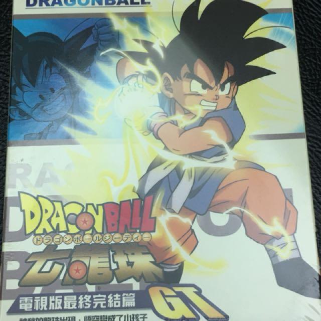 七龍珠DVD 33-64話
