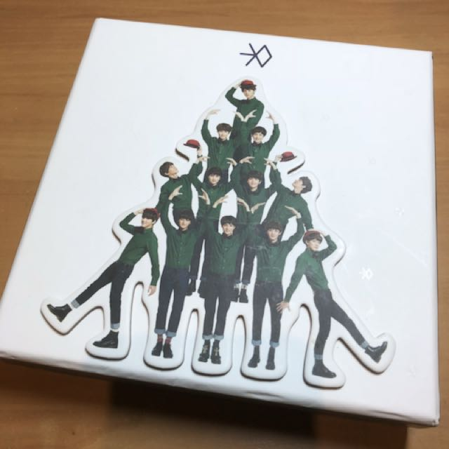 EXO-K: Miracles in December Album