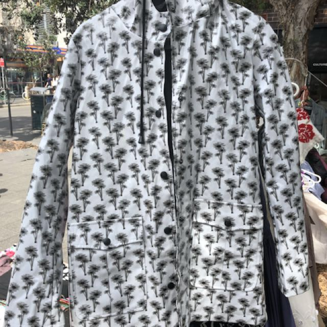 Festival rain jacket mac