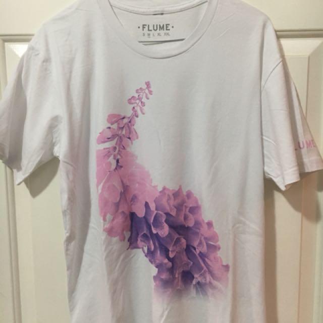 Flume Tee Size M