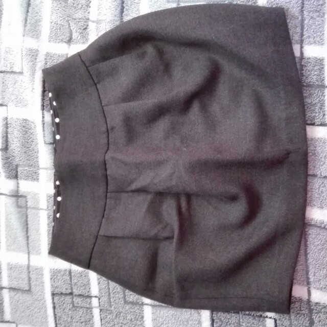 Forever21 wool office skirt