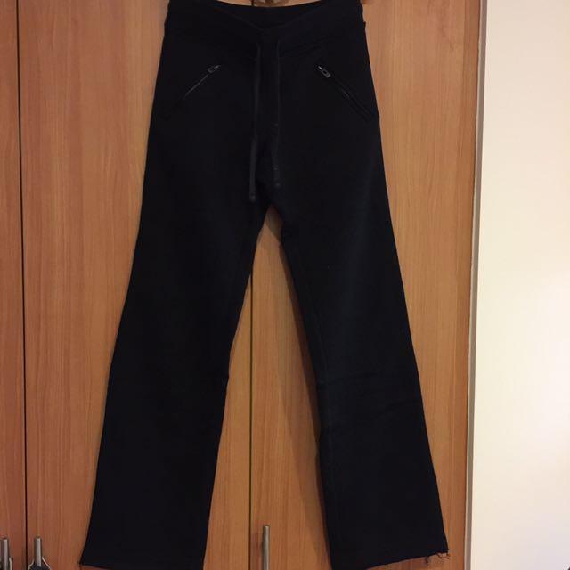 f0da4f8029be FOX casual fleece lined sweat pants