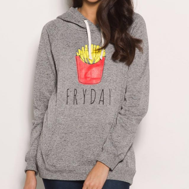 Fryday Sweater 🍟