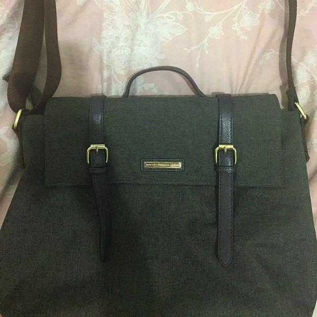 Girbaud sling bag satchel