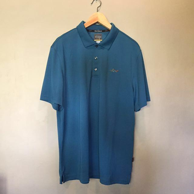 Greg Norman Dri Fit Shirt
