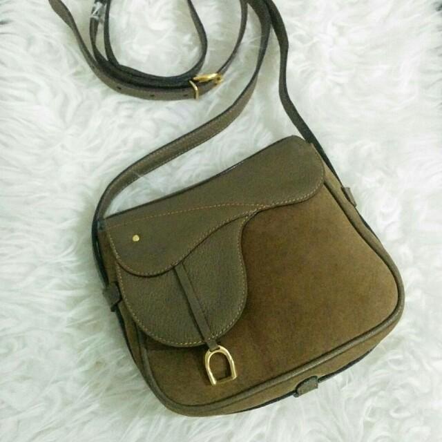 Gucci Vintage mini sling