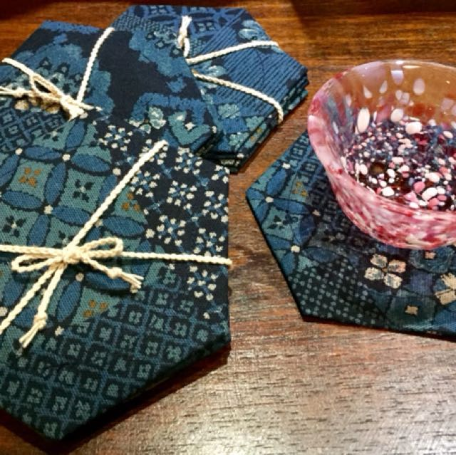 Handmade Coaster 手工日式杯墊(和風)