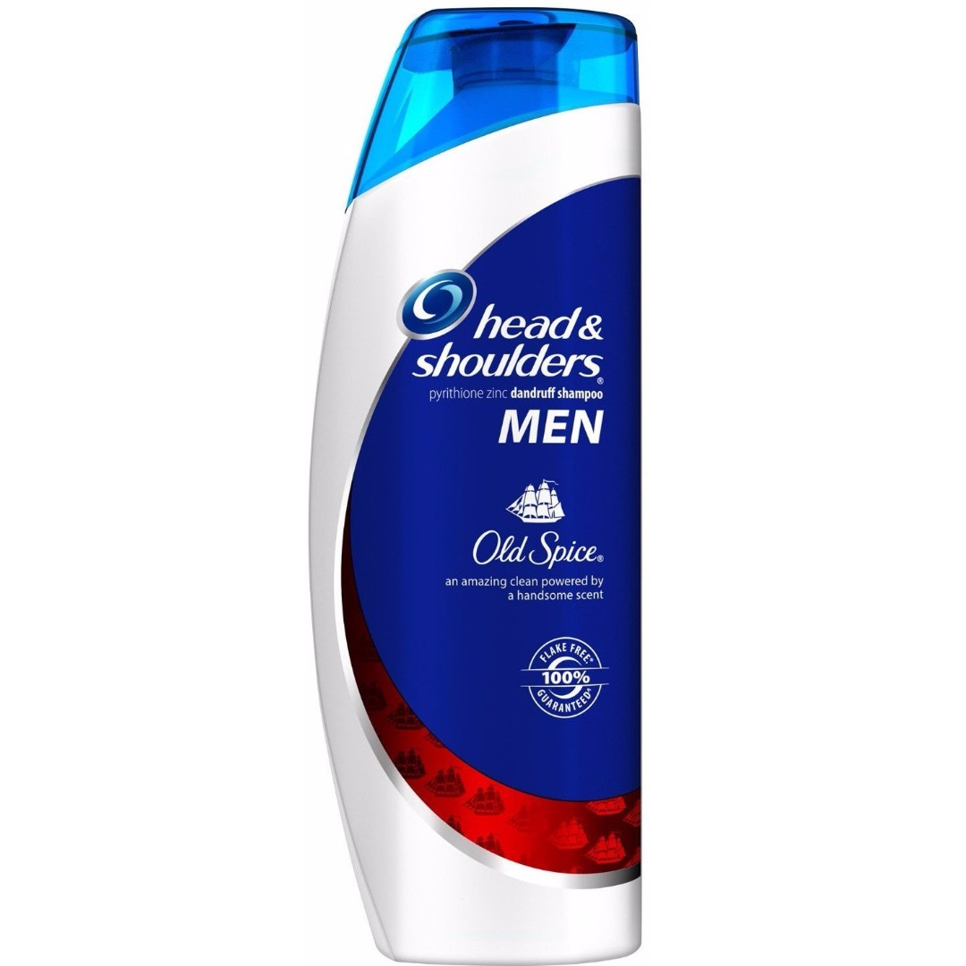 Head and Shoulders Old Spice Original Pure Sport Made in USA 400ml