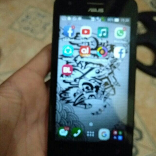 Hp Asus Zenfone C Z007 Mobile Phones Tablets On Carousell