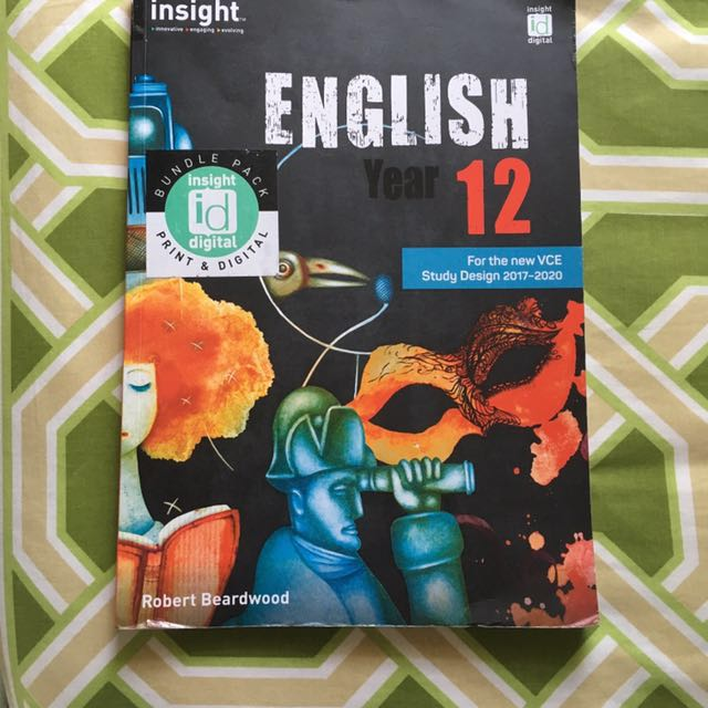 Insight English year 12