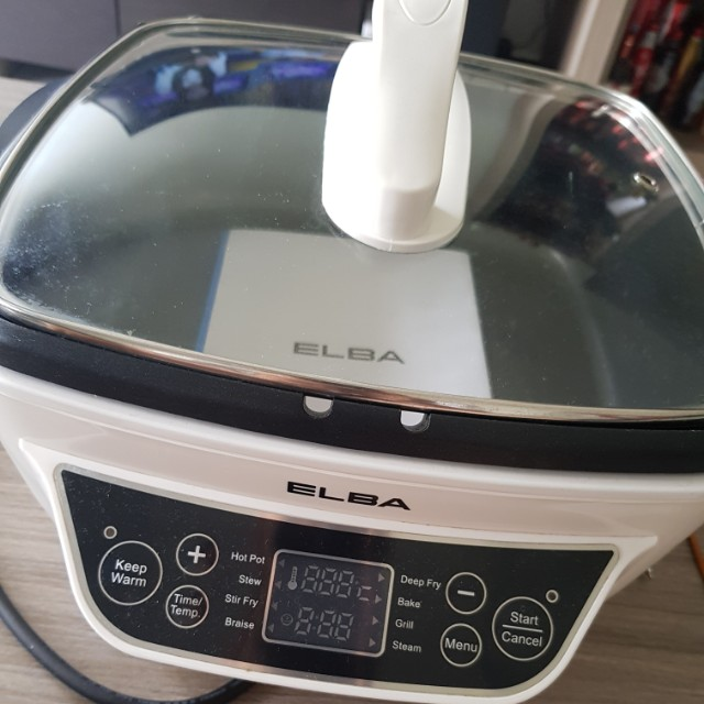 Inteligent Multi Cooker