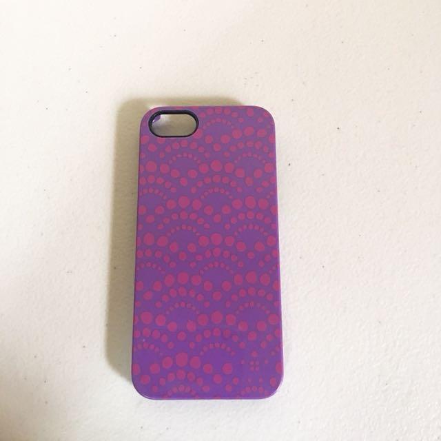 iPhone 5/5s Plastic Snap Case