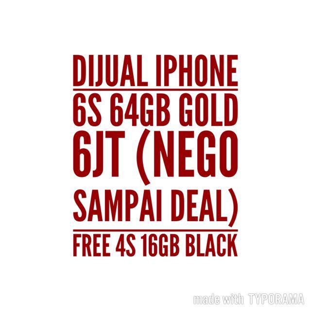IPHONE 6s JUAL MURAH