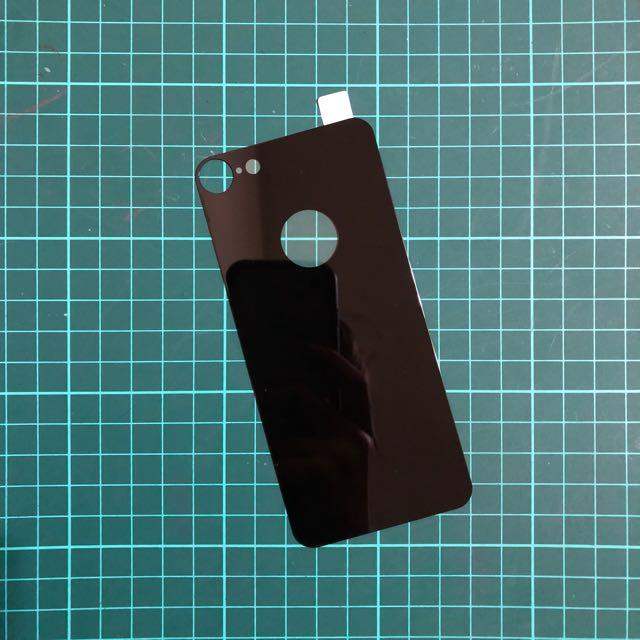 iphone 7 鋼化玻璃防爆背後膜