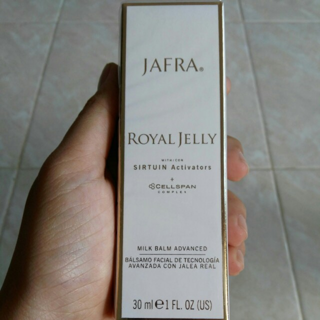 JAFRA Royal Jelly Milk Balm Advenced