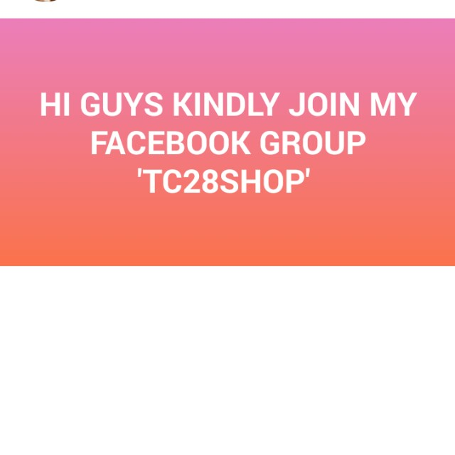 JOIN MY FB GROUP MORE ITEMS PO