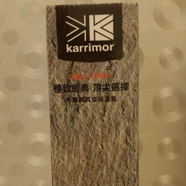 全新-karrimor不鏽鋼真空保溫瓶500ml/KA-B500H-便宜賣