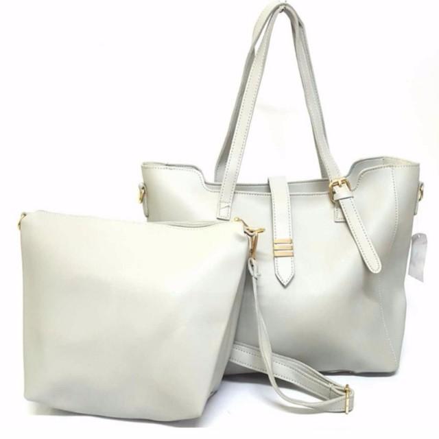 Korean style 2 in 1 ashion lady bag