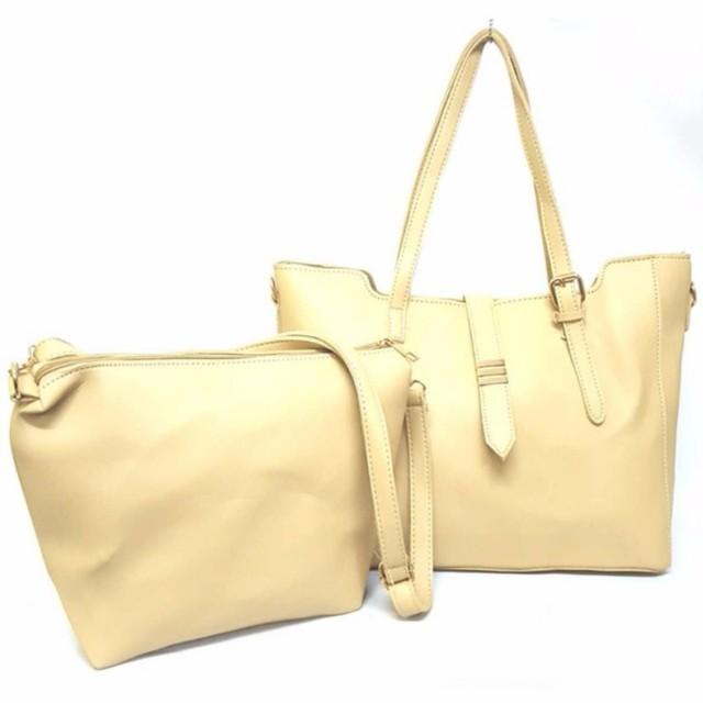 Korean style 2 in 1 fashion lady bag