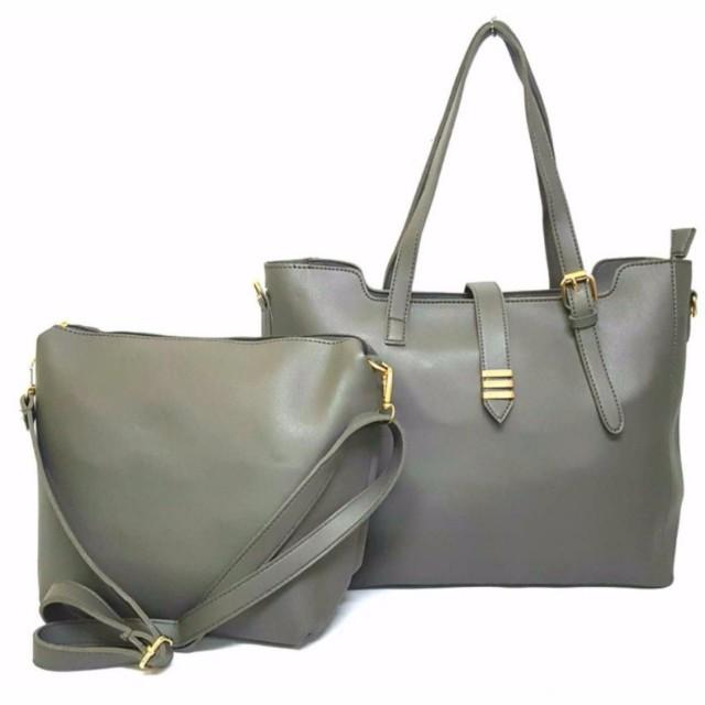Korean style 2 in 1 lady bag