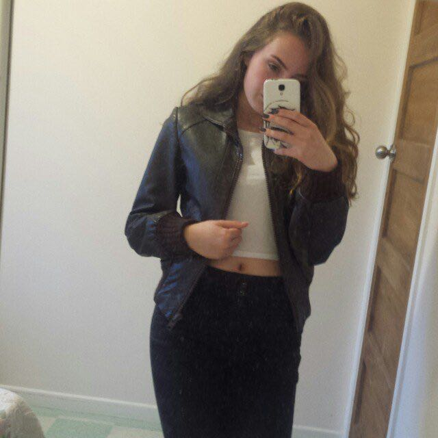 LEATHER JACKET *PRICE REDUCED*