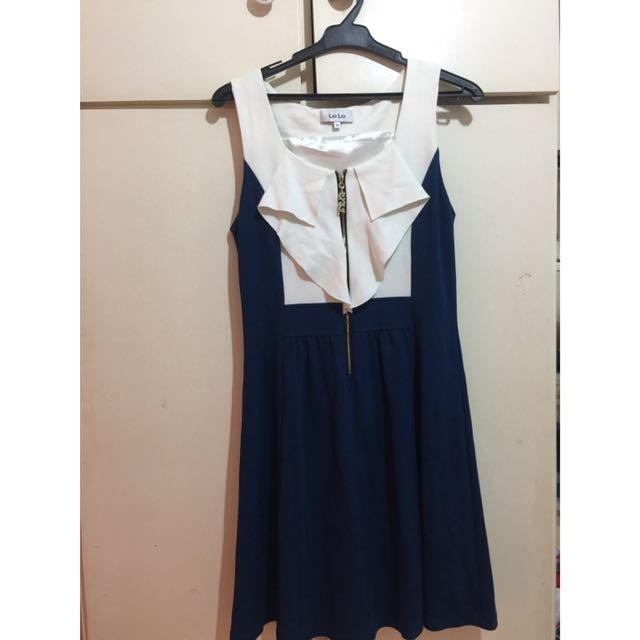 Lele Royal Blue Dress