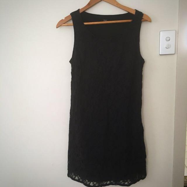 Little Black Dress Sz S-M