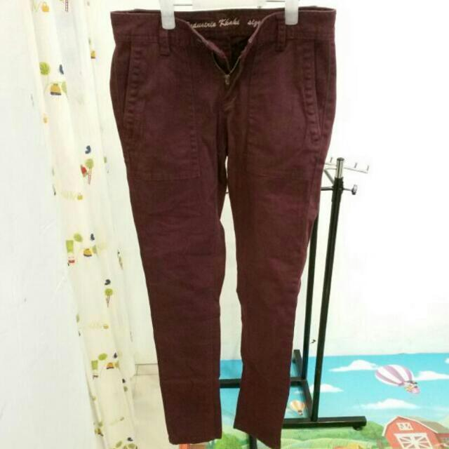Long Skinny Pants
