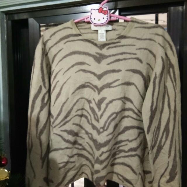longsleeve knitted