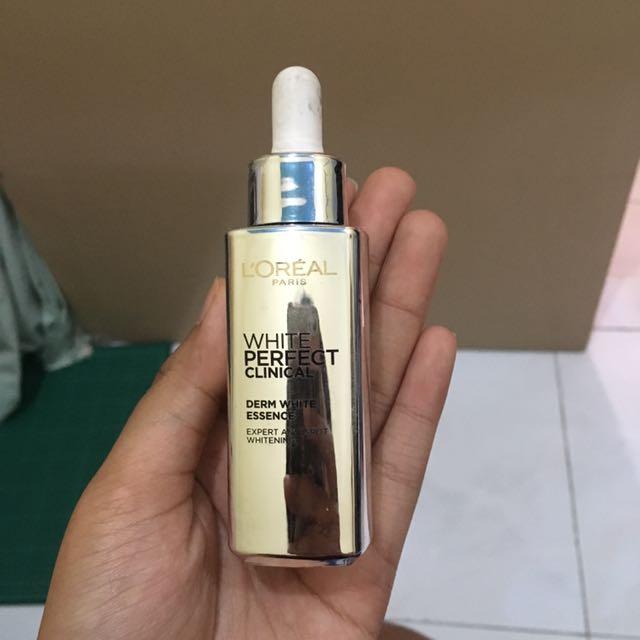 Loreal serum whitening