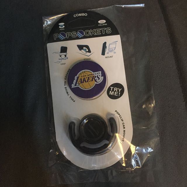 Los Angeles Lakers popsocket