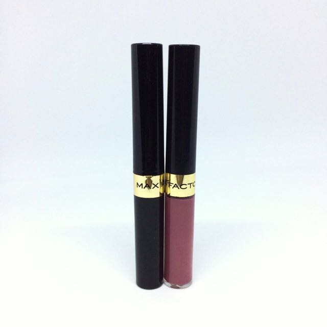 Max Factor Lipfinity Lip Colour 24hrs - Sweet