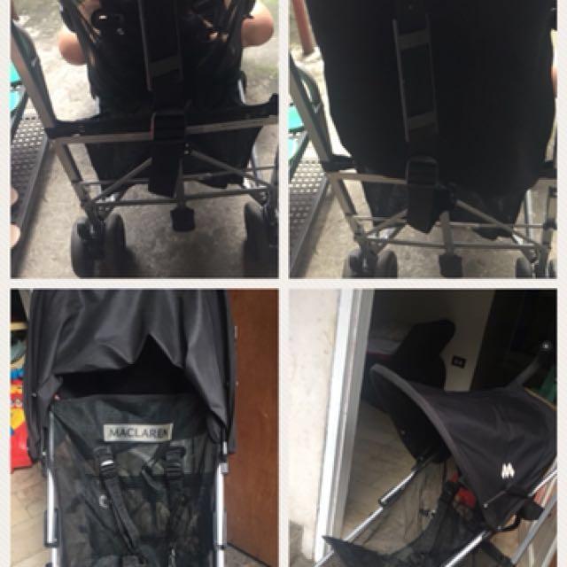 MClaren umbrella type stroller REPRICED