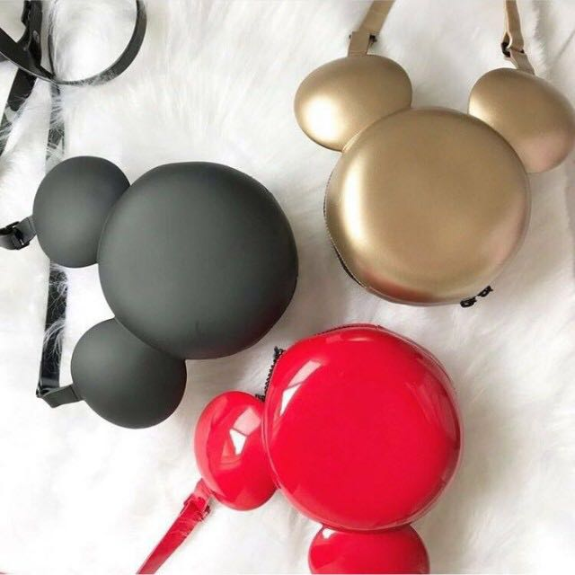 196967ddf5 Melissa Ball Bag + Disney MICKEY