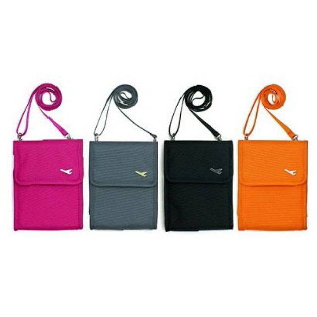 Mini passport sling bag