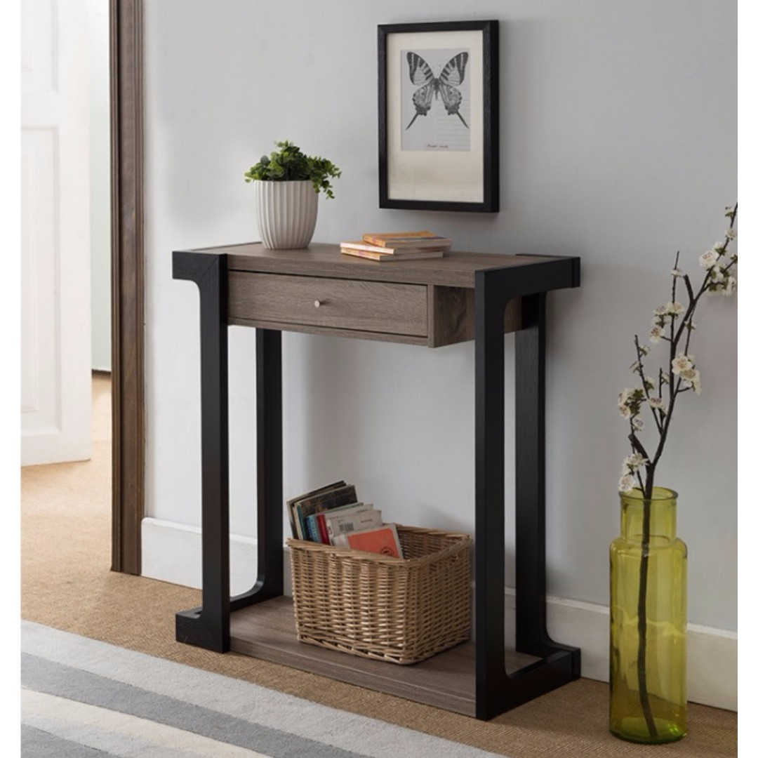 Modern European Console Table Furniture Tables Chairs On Carousell