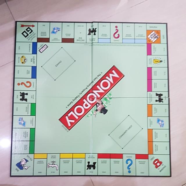 monopoly ORI hasbro