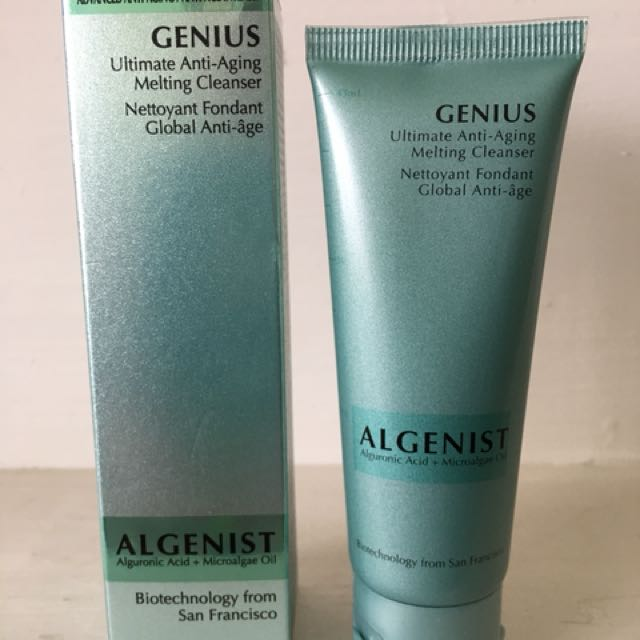 New Algenist Face Cleanser