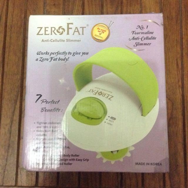 New|Zero fat