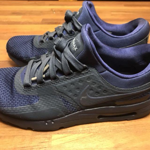 "Nike Air Max Zero ""Binary Blue"" 789695-400 US10.5"