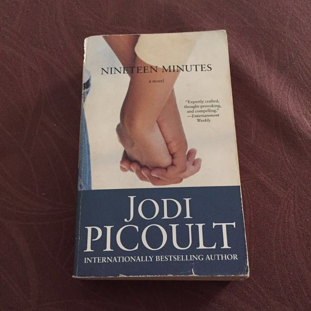 Nineteen minutes by jodi picoult books stationery fiction on photo photo photo photo fandeluxe Gallery