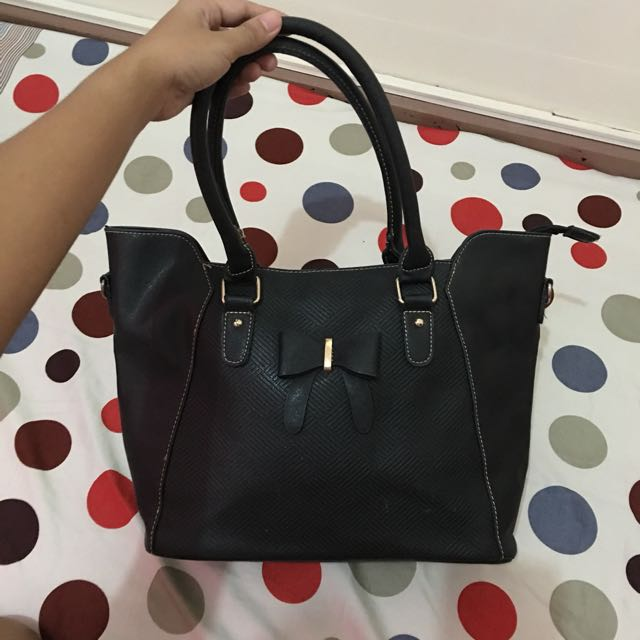 Ninewest black bag