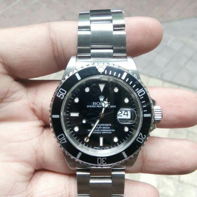 Original Rolex Watch 2000 Up Model