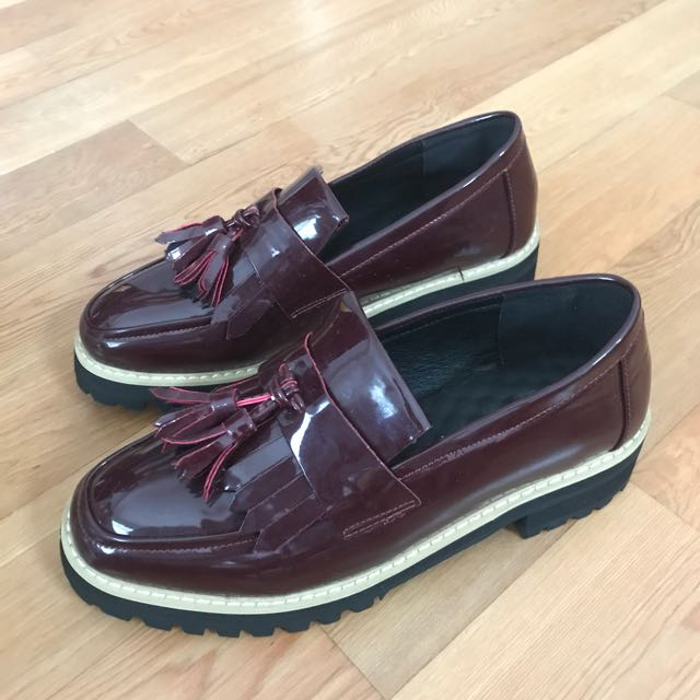 Oxford Loafers