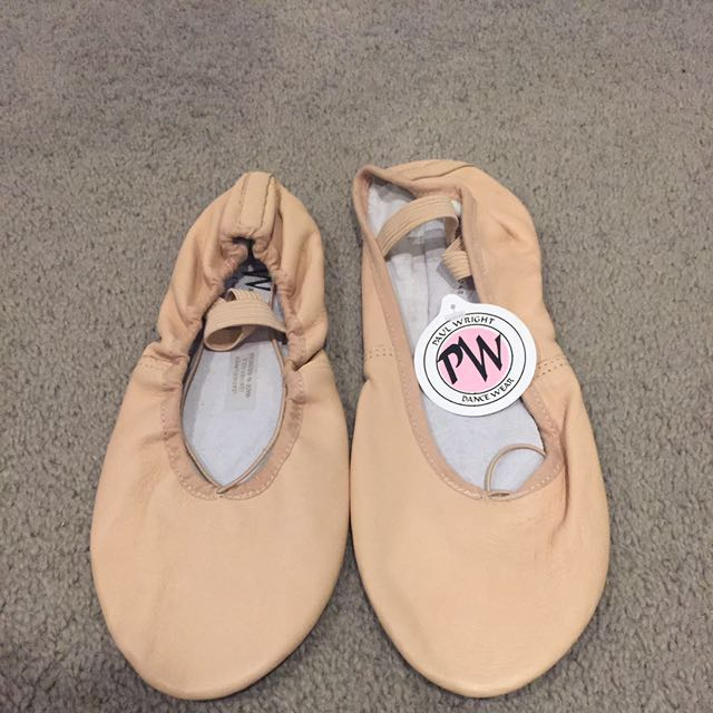 Paul Wright Full Sole Ballet Shoes